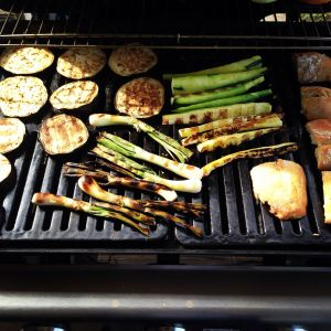 Grilled Veggie Photo